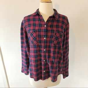 Riders by Lee Plaid Flannel